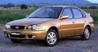 Ремонт Toyota Corolla 1997
