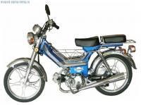 Мопед Дельта (moped delta)