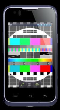 Explay A350 TV (черный)