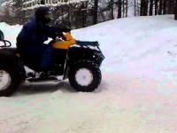 Квадроцикл CF500-X5 - Компания sk-moto ...