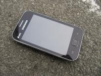 Samsung Galaxy Ace Duos.