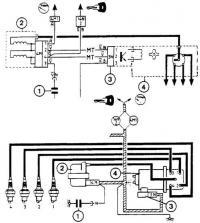 ... 405 схема двигатель змз 402 отличается от