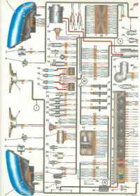 Электрическая схема уаз хантер евро 3