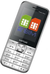 Мобильный телефон Explay Power Bank (черный)