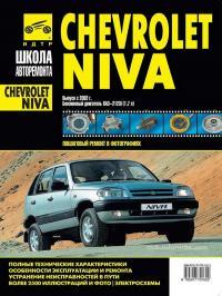 ... по эксплуатации Chevrolet Niva модели с 2002