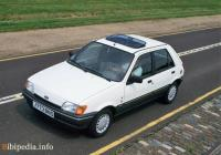 Fiesta 5 portes 1989 - 1995 - Ford - Photo