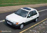 Fiesta 5 portes 1989 - 1995 - Ford - Photo