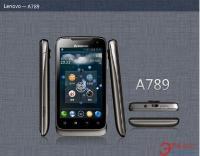 Смартфон Lenovo A789 DualSim Black