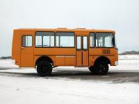 ПАЗ 3206 спереди · ПАЗ 3206