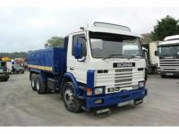 SCANIA 93 250 6X4 Tipper