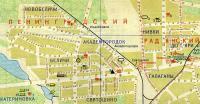 Карта автобусных маршрутов Мальты и