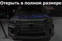 ... Ремонт Lexus LX-470 (Лексус ЛХ-470