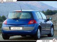 Руководство по эксплуатации Renault Megane II ...