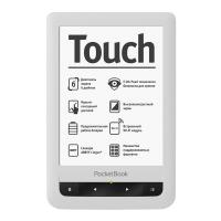... книга PocketBook 622 Touch Black/White+карта