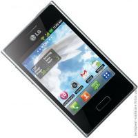LG E400 Optimus L3 White