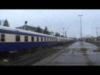 Tren special Danube Express