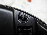 Разбираем приборную панель BMW
