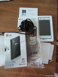 Сотовый телефон LG E615