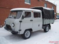 УАЗ-390945 фермер бортовой