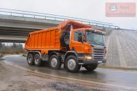 Тест-драйв: Самосвал Scania