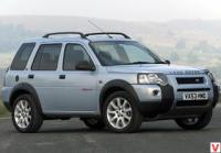 Land Rover Freelander I 2004