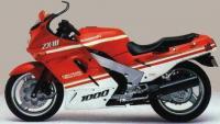 Двигатель исходной модели Z1