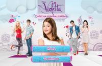 ноты к песне из сериала виолетта en mi mundo