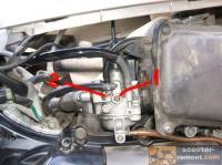 Регулировка карбюратора Honda.