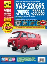 ... УАЗ- 2206, УАЗ- 220695, УАЗ- 390995, УАЗ- 330365 с 2008