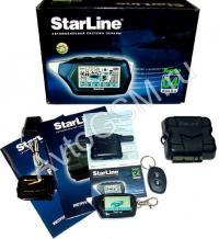Автосигнализация StarLine C4