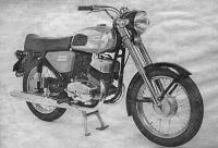 Точки смазки мотоцикла с