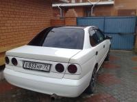 Тюнинг Nissan Sunny