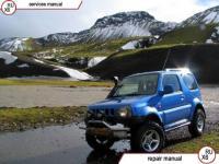 Suzuki Jimny - руководство по
