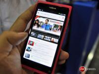 Nokia N9 Aloysius Low/CNET