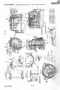 Каталог деталей КаМАЗ 4308 с