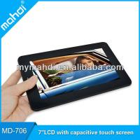 Factory price7 inch google android 4.04 tablet pc , external battery charger