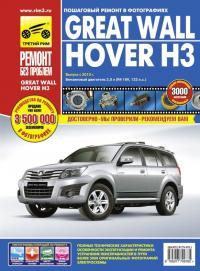 GREAT WALL HOVER H3 с 2010