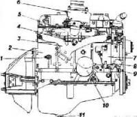 двигатель умз 417 технические характеристики