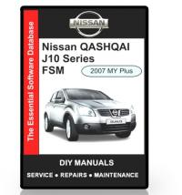 Pay for Nissan QASHQAI J10