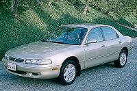 1994 Mazda 626 4 Dr DX Sedan picture