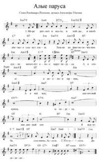 Поиск нот для фортепиано по