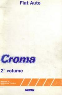 Croma 1985-1993. Руководство по эксплуатации ...
