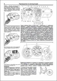 из книги Toyota Corolla Matrix (Тойота Королла ...