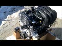 двигатель крайслер 2.4l dohc замена ремня грм видео