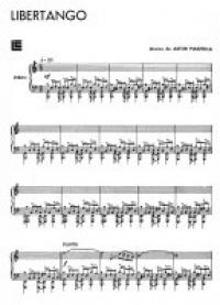 libertango piazzolla ноты для скрипки