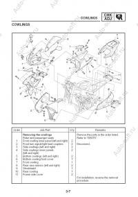 Yamaha Motorcycle Service & Repair Manuals 1999-2002 `999cc