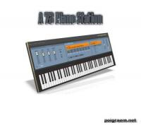 Виртуальное пианино