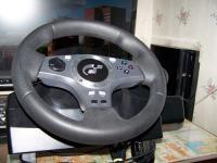 Вопрос: Как настроить руль в