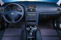 Второе поколение Opel Astra (индекс G ...