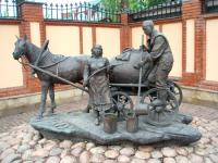 Monument to the Kazan water carriers